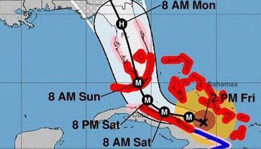 Prepare a Hurricane Survival Kit